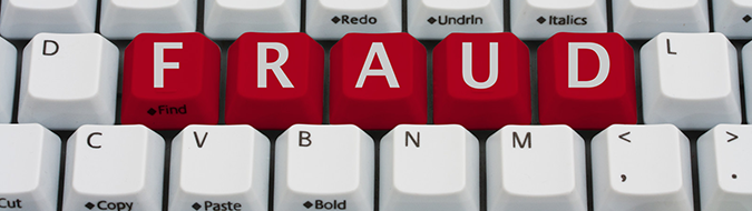 Types of fraud - the A-Z of fraud
